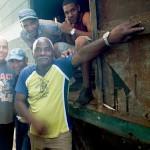 Working Men in Santiago de Cuba